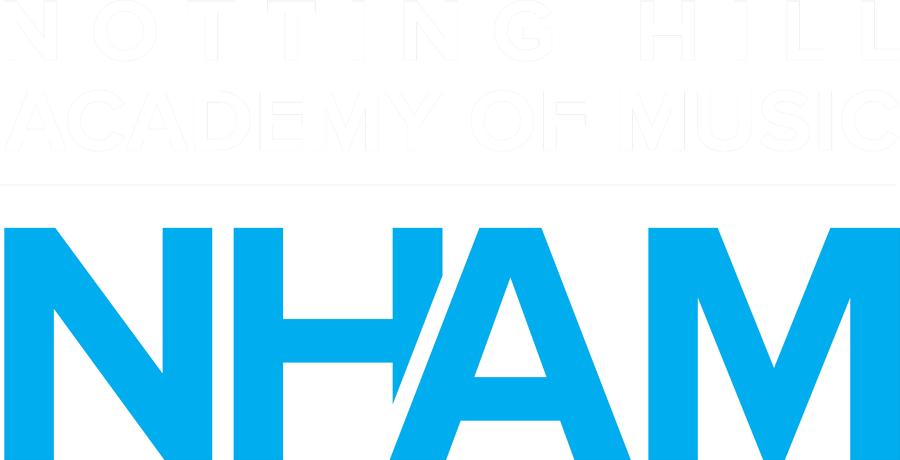 Nottinghill Academy of Music (NHAM) Logo